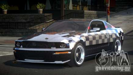 Ford Mustang BS-U L8 для GTA 4