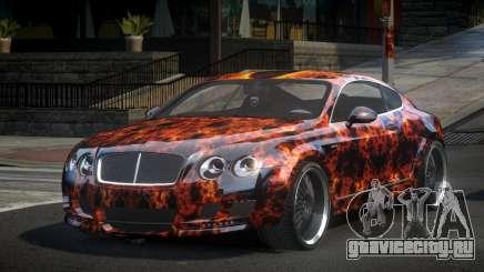 Bentley Continental ERS S6 для GTA 4