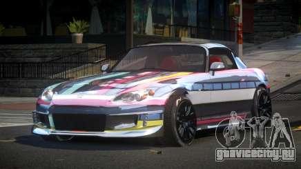 Honda S2000 Qz L3 для GTA 4