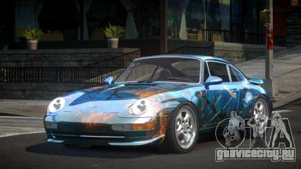 Porsche Carrera 90S PJ5 для GTA 4
