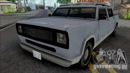 Sadler Deluxe для GTA San Andreas