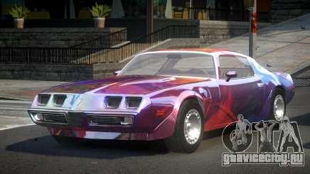 Pontiac TransAm GS-I S8 для GTA 4