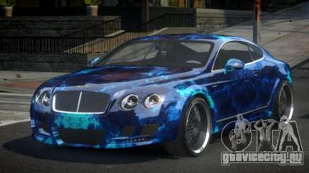 Bentley Continental ERS S9 для GTA 4