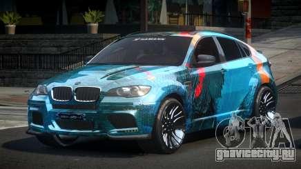 BMW X6 PS-I S1 для GTA 4