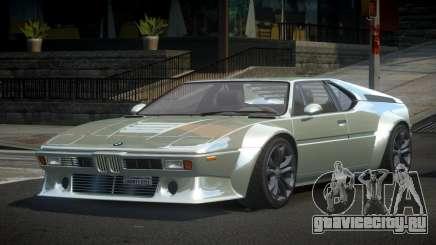 BMW M1 BS V1.0 для GTA 4