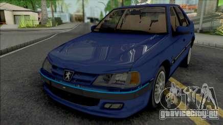 Peugeot Pars ELX [ADB IVF] для GTA San Andreas