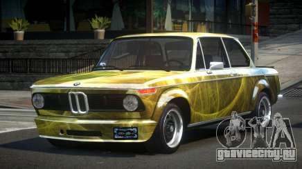 BMW 2002 Turbo Qz S1 для GTA 4