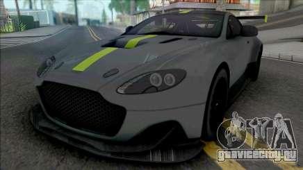 Aston Martin Vantage AMR Pro 2017 для GTA San Andreas