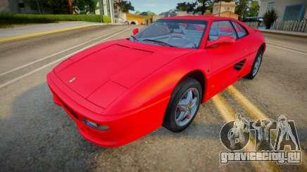 Ferrari F355 Berlinetta (good model) для GTA San Andreas