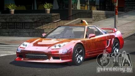 Honda NSX-R Qz S3 для GTA 4