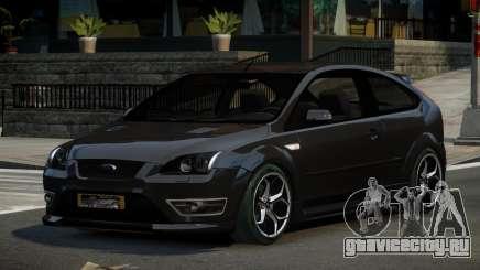 Ford Focus GS-T для GTA 4