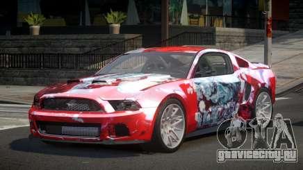 Ford Mustang GT-I L7 для GTA 4