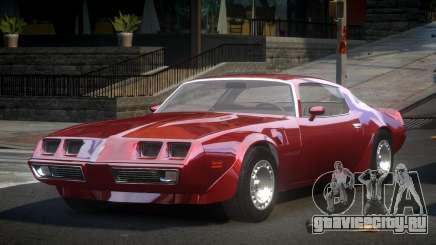 Pontiac TransAm GS-I для GTA 4