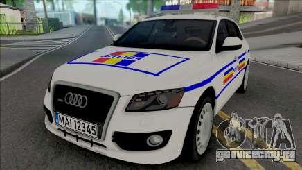 Audi Q5 2010 Politia Romana для GTA San Andreas