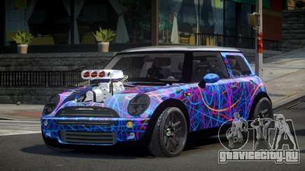 Mini Cooper Custom S1 для GTA 4