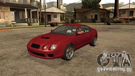 GTA V Karin Calico GTF для GTA San Andreas