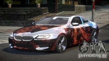 BMW M6 F13 Qz PJ9 для GTA 4