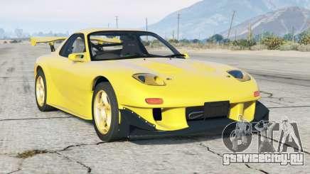 Mazda RX-7 Type R Re-Amemiya (FD3S)〡add-on v1.8 для GTA 5