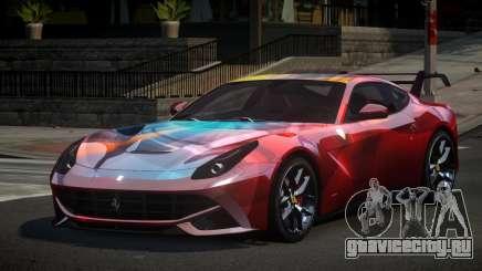 Ferrari F12 U-Style S3 для GTA 4
