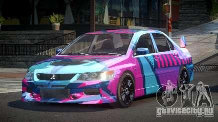 Mitsubishi LE IX S9 для GTA 4