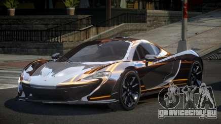 McLaren P1 GS-I L10 для GTA 4