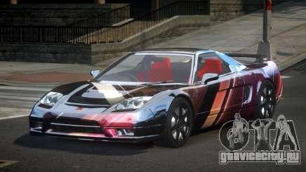 Honda NSX GS S8 для GTA 4