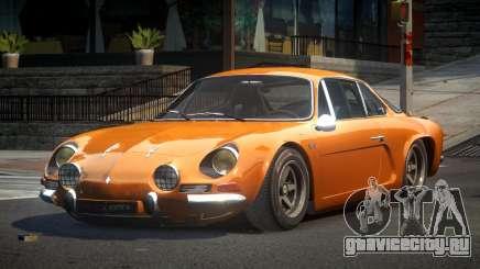 Renault Alpine A110 U-Style для GTA 4