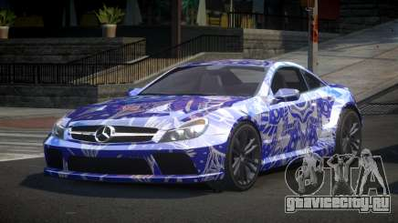 Mercedes-Benz SL65 U-Style PJ9 для GTA 4