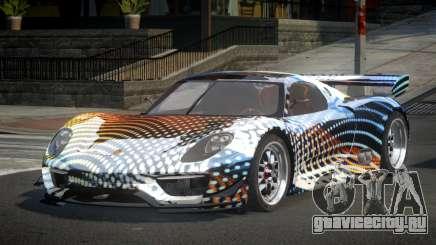 Porsche 918 GS-U S3 для GTA 4