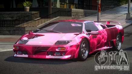 Lamborghini Diablo U-Style S3 для GTA 4