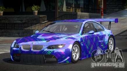 BMW M3 GT2 BS-R S7 для GTA 4