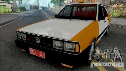 Volkswagen Passat LSE 1987 Old Iraqi Taxi для GTA San Andreas