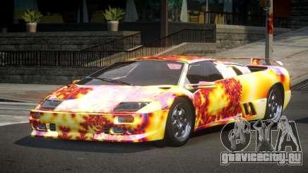 Lamborghini Diablo U-Style S7 для GTA 4