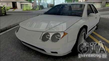 Schyster Centenal SA Style для GTA San Andreas