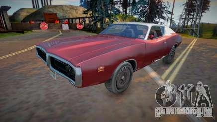 Dodge Charger Super Bee (good model) для GTA San Andreas