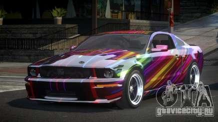 Ford Mustang BS-U L9 для GTA 4