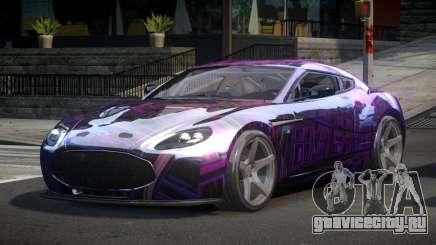 Aston Martin Zagato Qz PJ4 для GTA 4