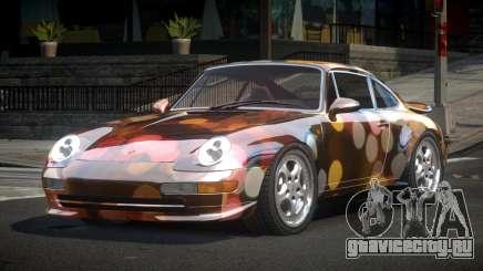 Porsche Carrera 90S PJ7 для GTA 4