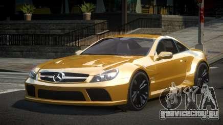 Mercedes-Benz SL65 U-Style для GTA 4