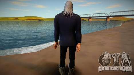Kujo Tuxedo Suit 3 для GTA San Andreas
