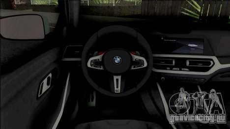 BMW 320i Sport Line 2020 для GTA San Andreas
