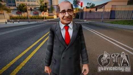 Dead Or Alive 5 - Train Man 1 для GTA San Andreas