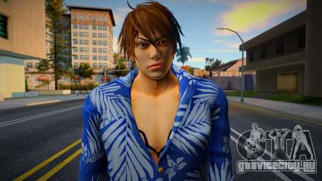Shin Kamiya Tekken Blood Vengeance v1 для GTA San Andreas