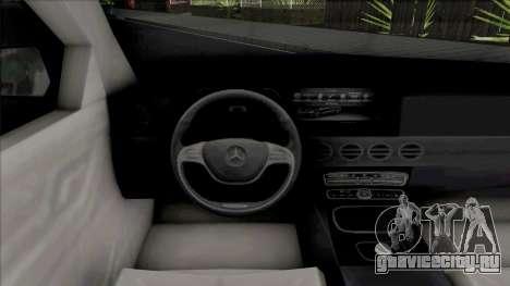 Mercedes-Benz S63 AMG 2014 Japan SA Style v2 для GTA San Andreas