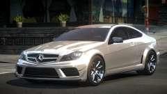 Mercedes-Benz C63 G-Tuning для GTA 4