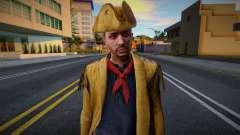 Male Pirate from GTA Online для GTA San Andreas
