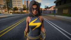 Ms. Marvel для GTA San Andreas