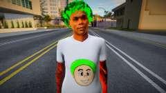 Cherry Scom для GTA San Andreas