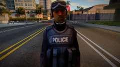 Sweet SWAT для GTA San Andreas