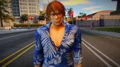 Shin Kamiya Tekken Blood Vengeance v6 для GTA San Andreas
